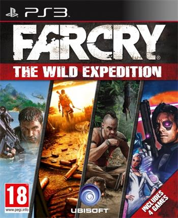 PS3 Far Cry: The Wild Expedition Compilation