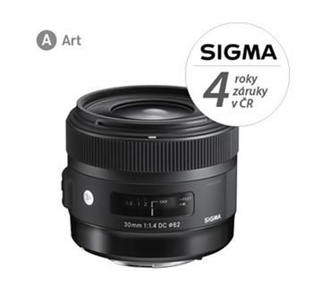 Sigma 30/1.4 DC HSM ART Nikon; 12109300
