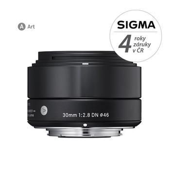 Sigma 30/2.8 DN (black) Olympus