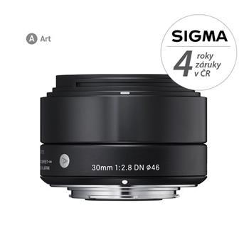 Sigma 30/2.8 DN (black) Sony