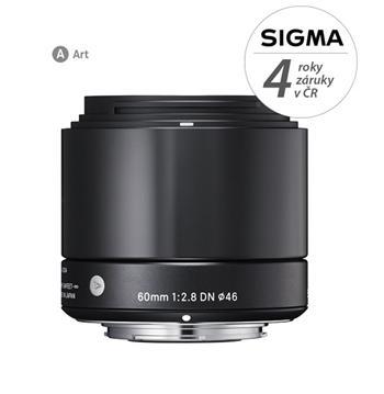 Sigma 60/2.8 DN (black) Olympus; 12111100