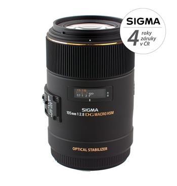 Sigma 105/2.8 MAKRO EX DG OS HSM Nikon