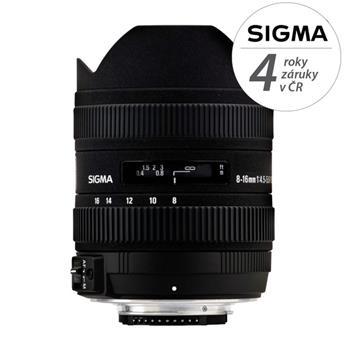 Sigma AF 8-16/4.5-5.6 DC HSM Sigma