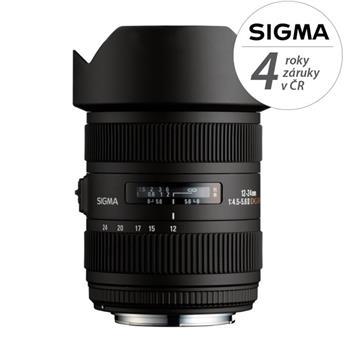 Sigma 12-24/4.5-5.6 II DG HSM Nikon
