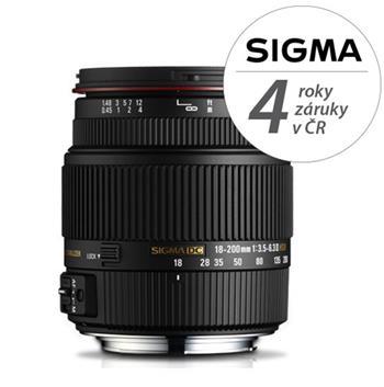 Sigma 18-200/3.5-6.3 II DC OS HSM Nikon