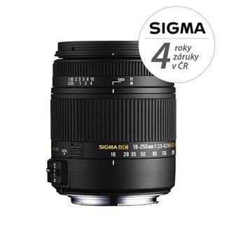 Sigma 18-250/3.5-6.3 DC Macro OS HSM Sigma; novinka