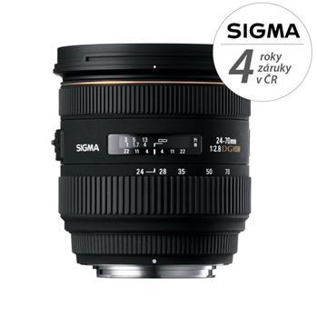 Sigma 24-70/2.8 IF EX DG HSM Canon