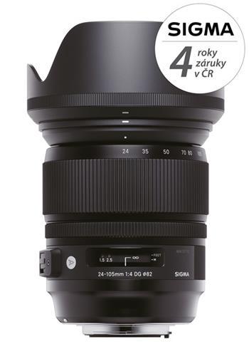 Sigma 24-105/4,0 DG OS HSM Nikon