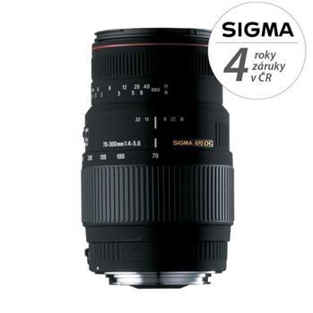 Sigma 70-300/4-5.6 DG APO Macro Canon