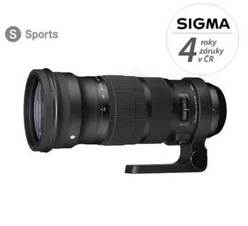Sigma 120-300/2.8 DG OS HSM Nikon; 12112300