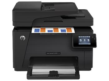 HP LaserJet Pro 100 Color MFP M177fw