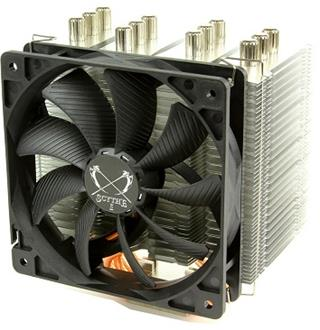 Scythe Mugen 4 CPU Cooler,1150,1155,1156,2011,AM2(+),AM3(+); SCMG-4000