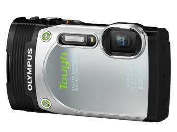 Olympus TG-850 stříbrný; V104150SE000