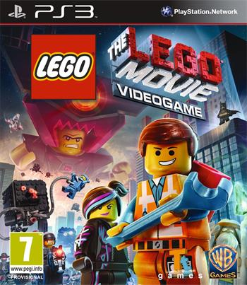 PS3 LEGO Movie Videogame Essential