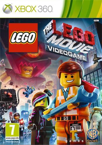 X360 LEGO Movie Videogame Classic