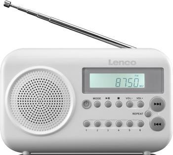 Lenco MPR 033 - rádiopřijímač s digitálním tunerem