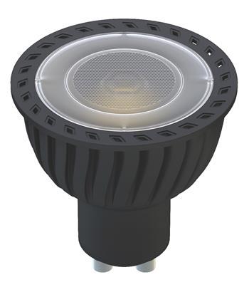 Dichroická žárovka LED 1x6W GU10 studená bílá