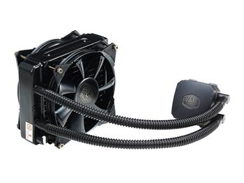 Coolermaster Nepton 140XL,vodník,skt.2011/1366/1155/1150/AM3+/AM3/AM2/FM1/FM2 silent, 38mm radiator, 140mm fan