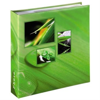 Album memo SINGO 10x15/200, zelené