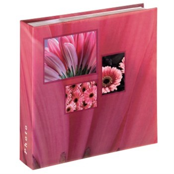 Album memo SINGO 10x15/200, růžové
