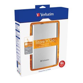 Verbatim Store 'n' Go HDD 1TB, USB 3.0, 53071