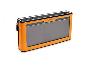 BOSE Cover pro SoundLink Mobilespeaker III - oranžový; B 628173]0010