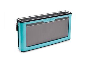 BOSE Cover pro SoundLink Mobilespeaker III - modrý; B 628173]0070