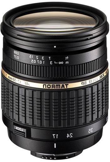 Tamron SP AF 17-50mm F/2.8 pro Canon XR Di-II VC LD Asp. (IF)