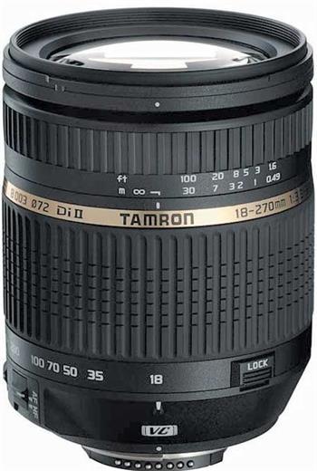 Tamron AF 18-270mm F/3.5-6.3 Di-II VC PZD pro Nikon; B008N