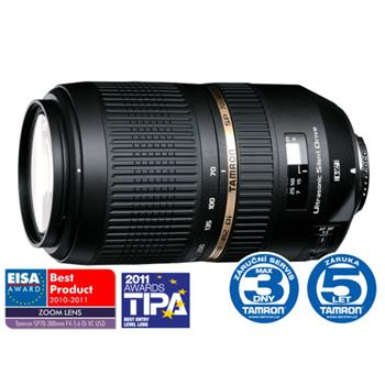 Tamron SP AF 70-300mm F4-5.6 Di VC USD pro Canon