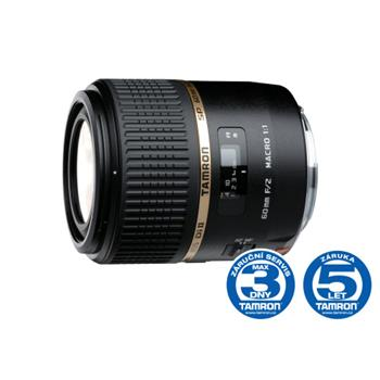 Tamron SP AF 60mm F/2.0 Di-II pro Canon LD (IF) MACRO 1:1 ; G005E