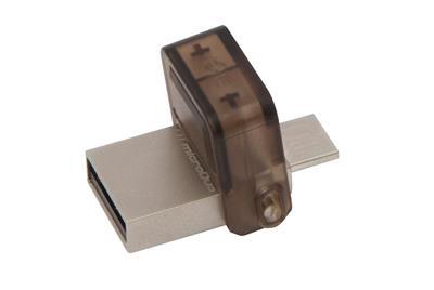 Kingston 32GB DT MicroDuo USB 2.0. OTG