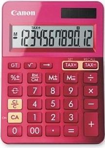 Canon kalkulačka LS-123K-MPK Pink