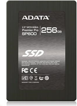 ADATA SSD Premier Pro SP600 256GB