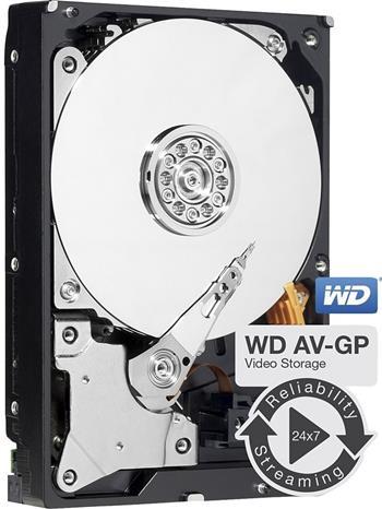 WD AV-GP 20EURX 2TB HDD 3.5''
