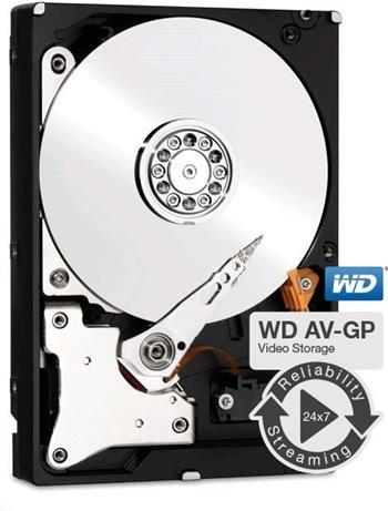 WD AV-GP 40EURX 4TB HDD 3.5''