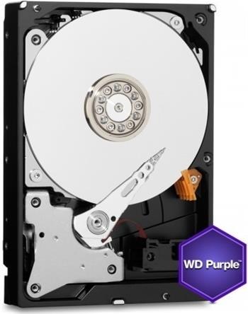 """WD Purple WD20PURX 3.5"""" HDD 2TB,; WD20PURX"""