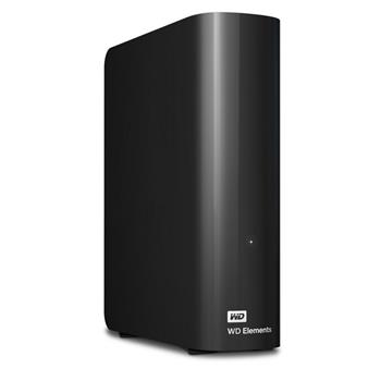 Western Digital Elements Desktop 2TB černý
