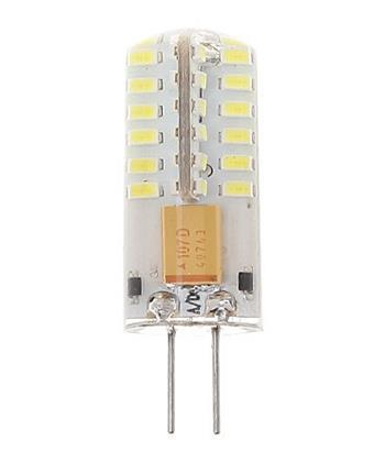 LEDme LED žárovka 2.5W G4 12V Studená bílá; ZL-G4-SB-2.5W-12V