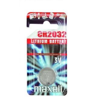 Baterie Maxell CR 2032 1ks; CR2032 - MAXELL CR2032