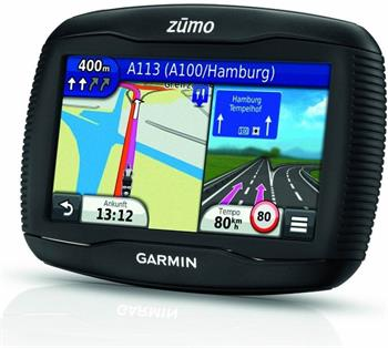 Garmin zumo 340 Central Europe Lifetime; 010-01043-02