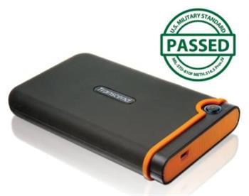 """Transcend StoreJet 25M 500GB, 2,5"""", USB 2.0, TS500GSJ25M; TS500GSJ25M2"""