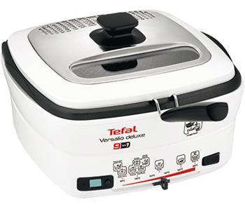 TEFAL FR495070 Versalio De Luxe 9v1 - elektrická fritéza, bílá; FR495070