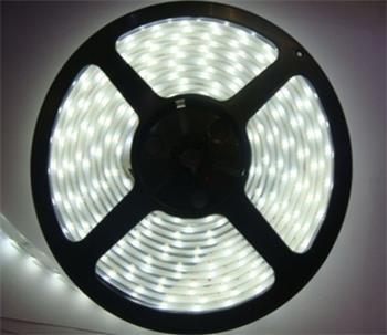 LEDme LED pásek 5W/m IP65 Studená bílá 1metr; PL-12V-5W-VS-IP65-SB