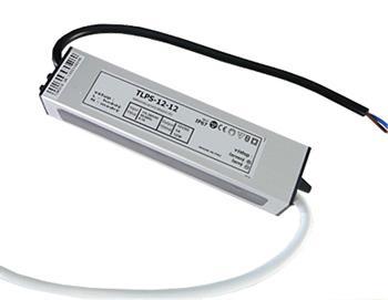 LEDme voděodolný LED napájecí zdroj 12W 12V IP67; NJ-IP-12W-12V