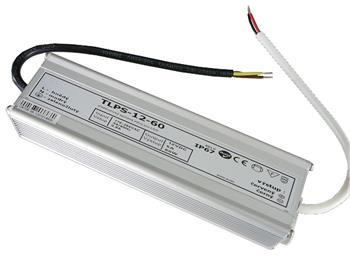 LEDme voděodolný LED napájecí zdroj 60W 12V IP67; NJ-IP-60W-12V