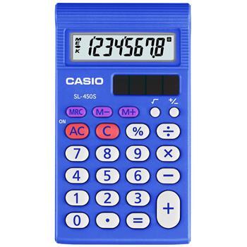 CASIO SL 450 S kalkulačka; SL 450 S