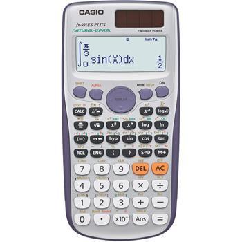 CASIO FX 991ES PLUS kalkulačka; FX 991 ES PLUS