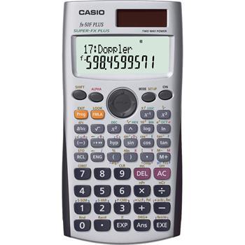 CASIO FX 50 F PLUS kalkulačka programovatelná