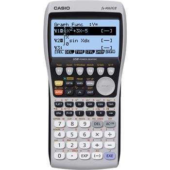 CASIO FX 9860 GII kalkulačka grafická